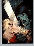 2010 Marvel Heroes and Villains #21 Skaar vs. Tyrannus