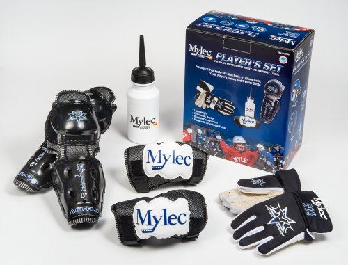 Mylec Player's Set, Black/White/...