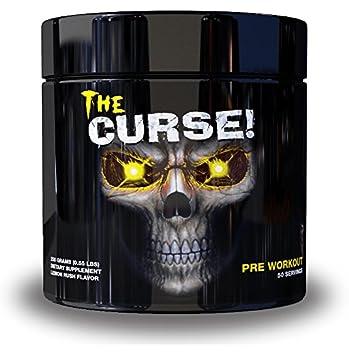 Cobra Labs The Curse Lemon Rush 50 Servings