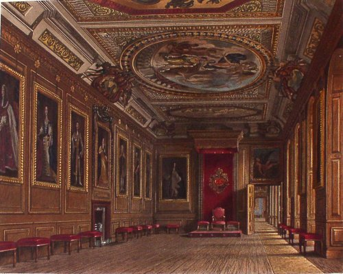 Kings Presence Chambers, Windsor (Presence Chamber)