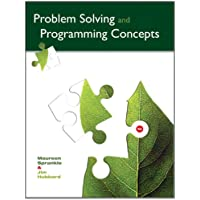 Problem Solving and Programming Concepts (9th Edition)