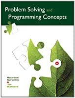 Problem Solving and Programming Concepts, 9th Edition Front Cover