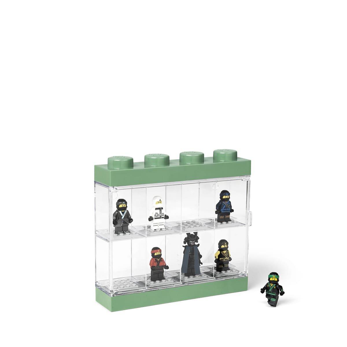 4065 Movie Minifiguras Caja Para Expositora Lego 8 Ninjago vNn8m0w