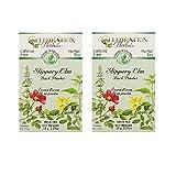 Celebration Herbals Slippery Elm Bark Powder Bulk Tea Caffeine Free -- 65 grams (Pack of 2)