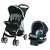 Graco LiteRider Click Connect Travel System, Sully Image