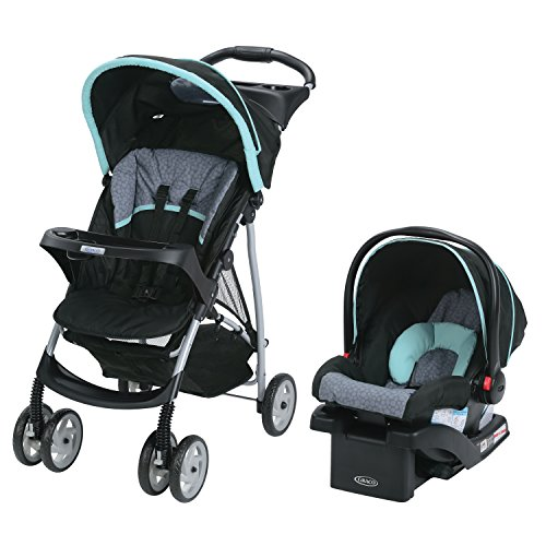 Buy Discount Graco LiteRider Click Connect Travel System, Sully