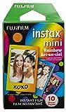 Fujifilm Instax Mini Film, Rainbow