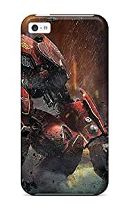 Juliam Beisel Case Cover Protector Specially Made For Iphone 5c Crimson Typhoon In Pacific Rim