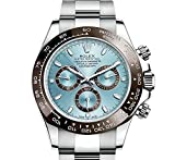 Rolex Cosmograph Daytona Ice Blue Dial Platinum Men's Watch