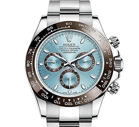Rolex Platinum Watch