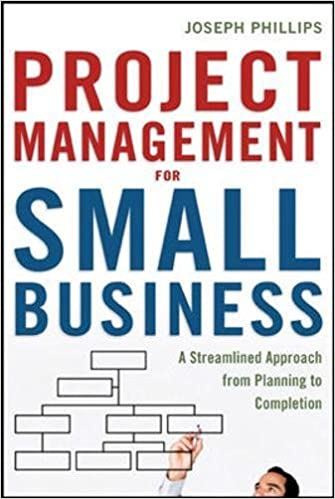 Amazon.com: Project Management for Small Business: A Streamlined ...
