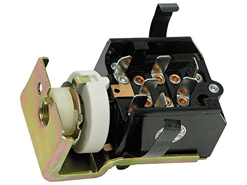 New 1960-64 Ford Falcon Fairlane Ranchero F100 Comet 61-64 Galaxie Monterey 1964 Cyclone Headlight Switch (C4DZ-11654R)