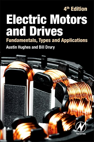 Electric Motors and Drives: Fundamentals, Types and Applications, 4th Edition Drive Components