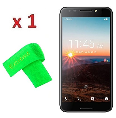 - 1 x Alcatel REVVL 5049W / Walters / A30 Plus 5049S Screen Protector Guard CLEAR PRE-CUT No Cutting Require Perfect Fit + EXTREME BRAND (1 x Clear Screen Protector)