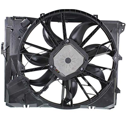 Prime Choice Auto Parts Prime Choice Auto Parts FA721197 Radiator Cooling Fan Assembly price tips cheap