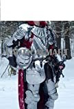 NAUTICALMART Medieval LARP Knight Wearable Full Suit of Armor