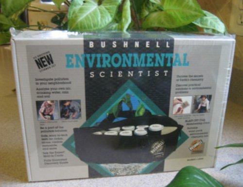 Carbon Monoxide Test Kit - bushnell environmental scientist science kit radon ozone carbon monoxide tests