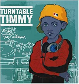 Book TURNTABLE TIMMY