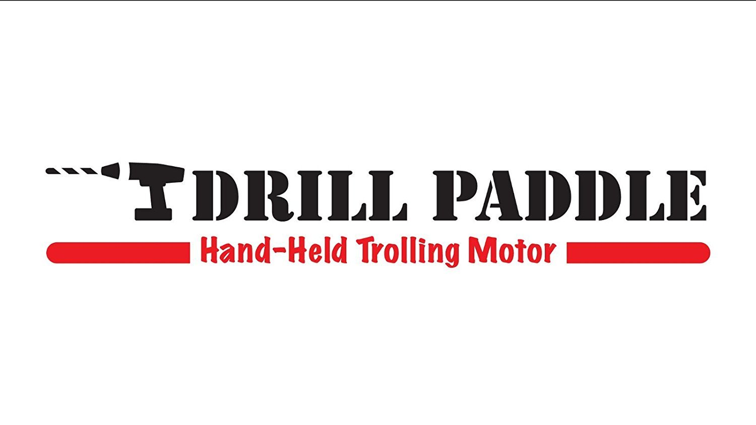 DRILL PADDLE - Replaces Trolling Motor for Emergency Backup by DRILL PADDLE