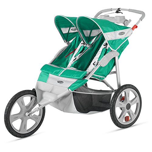 InStep Flash Fixed Wheel Double Jogger