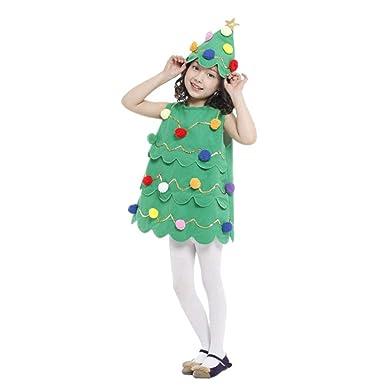 LSERVER Niños Niñas Niños Cosplay Disfraces de Navidad para ...