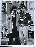 Historic Images 1986 Press Photo Gung Ho Starring