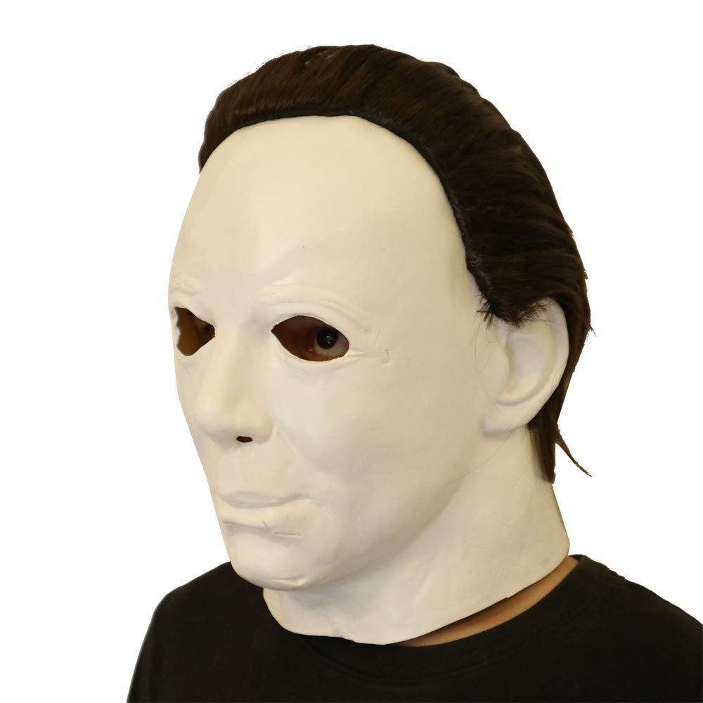 YUYOUG 2018 Cosplay Michael Myers máscara de látex para ...