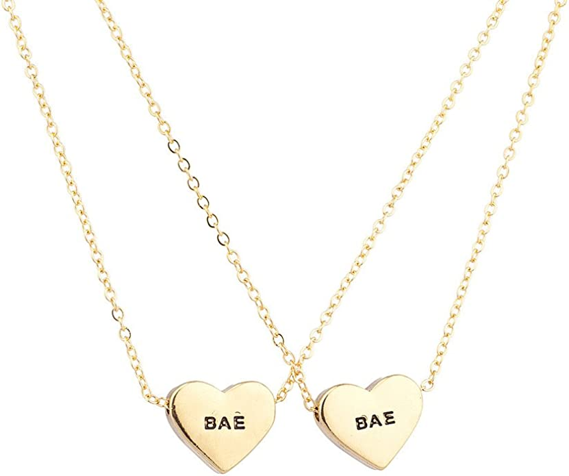Live Laugh Love Intention Word Necklace