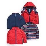 4-In-1 Waterproof Polarfleece Jacket