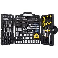 STANLEY STMT73795Conjunto mixto de herramientas, 210-piezas