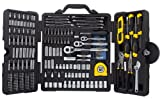 STANLEY Mixed Tool Set (210 Pieces)