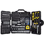 STANLEY Mixed Tool Set, 210-Piece STMT73795