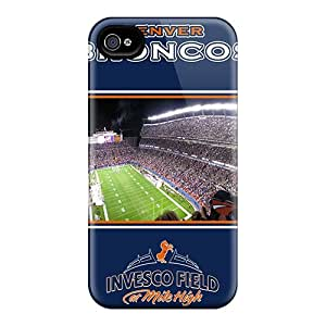LtG1051AGru Case Cover, Fashionable Iphone 4/4s Case - Denver Broncos