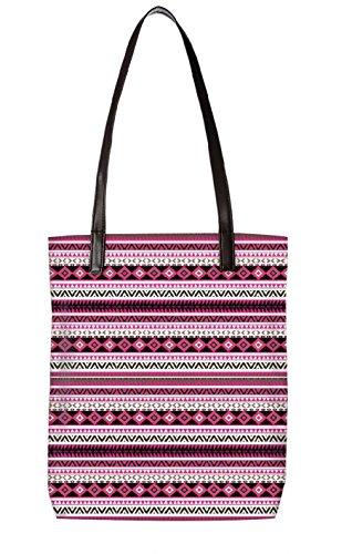 Snoogg Strandtasche, mehrfarbig (mehrfarbig) - LTR-BL-3201-ToteBag