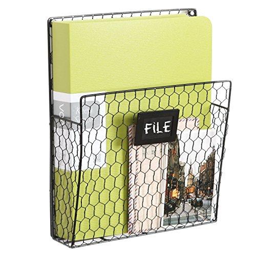 Basket Wall Organizer: Amazon.com
