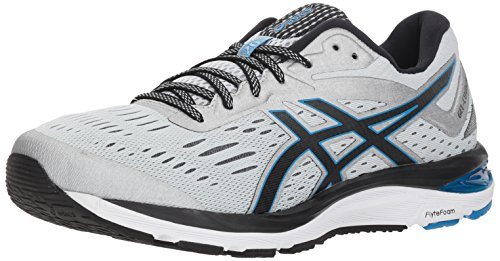 ASICS Gel-Cumulus 20 Men's Running Shoe, Mid Grey/Black, 10 D(M) US