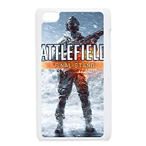 iPod Touch 4 Phone Cases White Battlefield CBE010312