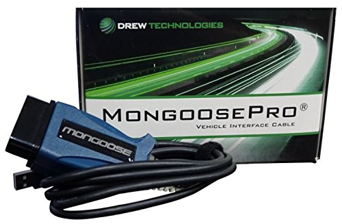 Drew Tech Mongoose Pro USB to CAN ISO9141 Interface