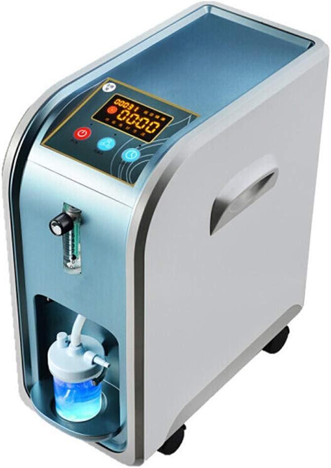 MEI XU Generador de oxígeno, portátil de Control Remoto ...