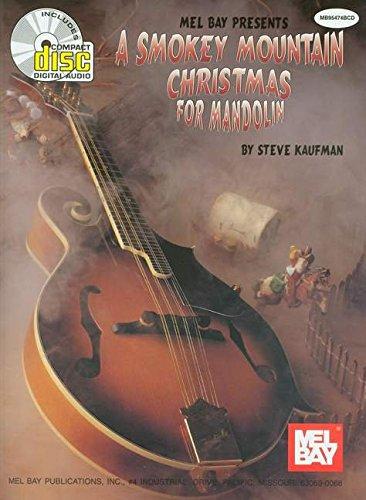 Mel Bay A Smokey Mountain Christmas for Mandolin