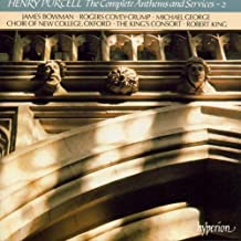 Henry Purcell: The Complete Anthems and Services 2