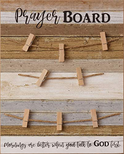 (Your Heart's Delight Your Prayer Board Sign, Multi)