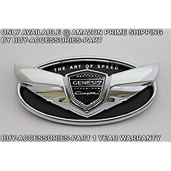 Amazon Com Hyundai Genesis Coupe H Replacement Hood