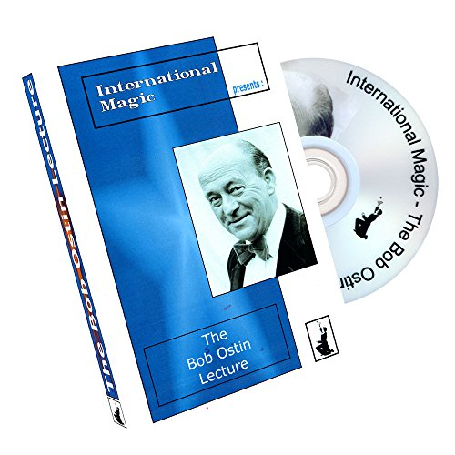 Murphy's Magic The Bob Ostin Lecture by International Magic Trick Products-DVD