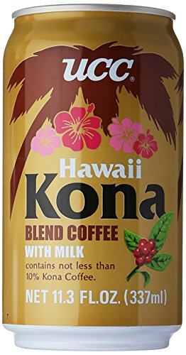 kona iced coffee - 1