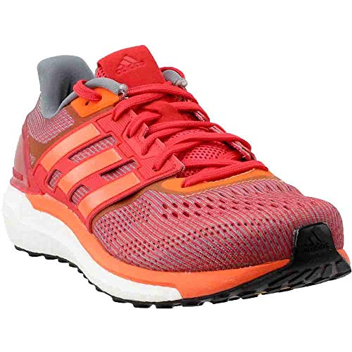 adidas Womens Supernova Athletic & Sneakers Orange