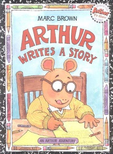 arthur writes a story an arthur adventure