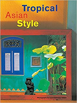 Asian style book