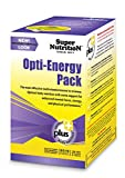 Product review for SuperNutrition Opti-Energy Pack Multivitamin, 30 Packets of 6 tabs