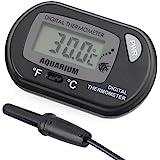DIGIFLEX Thermomètre digital LCD pour aquarium et vivarium